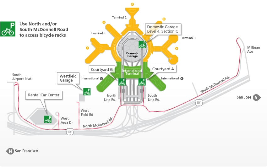 Sfo International Airport 187 Eternity Limo Service