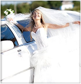 Wedding Limousine San Francisco